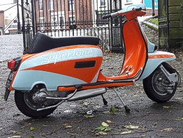 Scooter GT240
